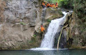 Monte Pollino Rafting