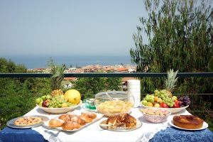 Altavilla colazione buffet