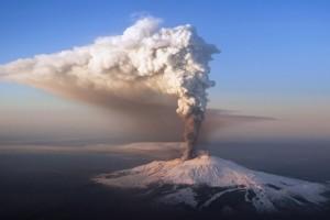 Etna Esplosione