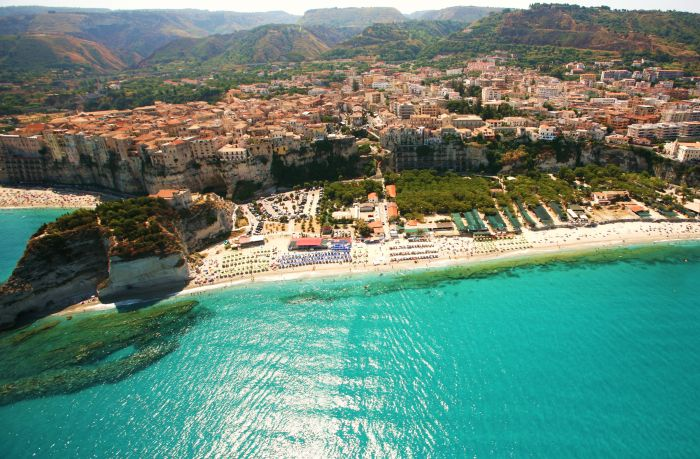Spiagge Amp Mare Cst Tropea