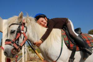 Horseriding Tropea